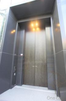 【エントランス】大阪ひびきの街ザ・サンクタスタワー