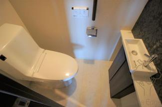 【トイレ】大阪ひびきの街ザ・サンクタスタワー