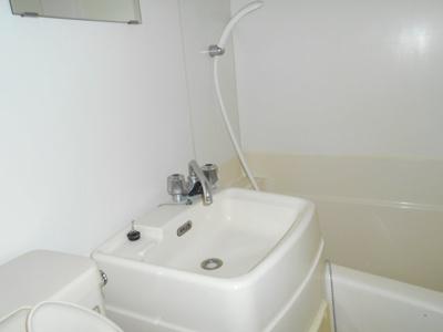 【浴室】コーポ上星川
