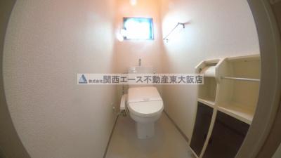 【トイレ】エスポワールK