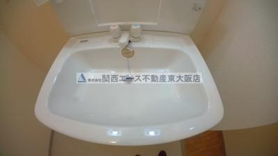 【独立洗面台】エスポワールK