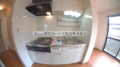 【キッチン】エスポワールK