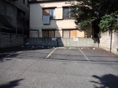 【外観】南青山4丁目駐車場