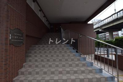 【エントランス】ダイアパレス文京サファイアレジデンス