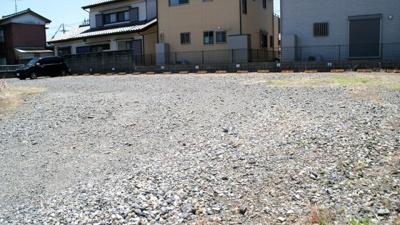 【外観】建築条件なし売地 羽生市東3丁目 70坪以上