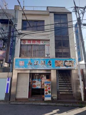 【外観】栄町店舗・住居1F