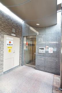 北田辺一番街(商店街)センターモールにも出入口あります♪オートロック完備マンション★