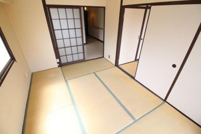 【寝室】ヒルズ神戸