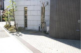 ゲスト用駐車場