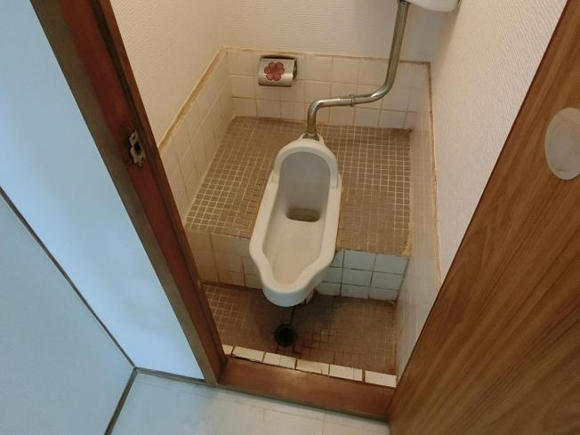 玉手山グリーンハイツ トイレ