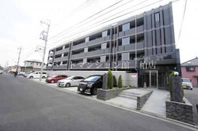 ★五香駅徒歩15分オートロックマンション