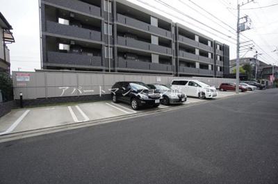 ★広い駐車場