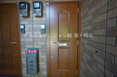【玄関】コーポラスヒロ F