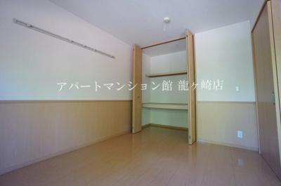【寝室】コーポラスヒロ F
