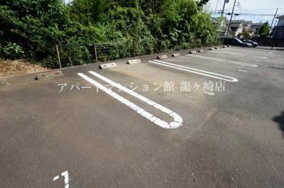 【駐車場】コーポラスヒロ F
