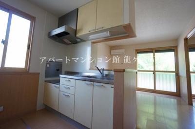 【キッチン】コーポラスヒロ F