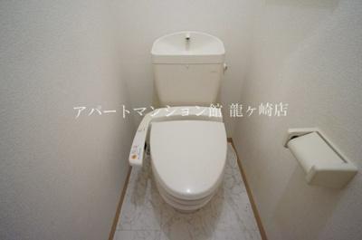 【トイレ】コーポラスヒロ F