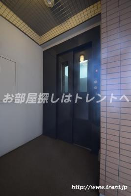 【その他共用部分】シエル白山B館