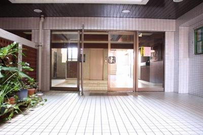 【エントランス】ライオンズマンション寄宮