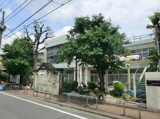 東京都大田区中央8丁目 建築条件付き売地 中央八丁目保育園です。