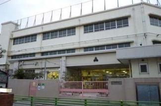 東京都大田区中央8丁目 建築条件付き売地 大田区立池上第二小学校です。