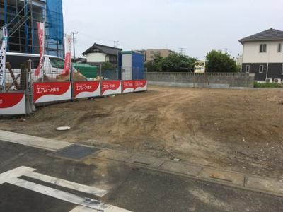 【外観】行田市門井町分譲地
