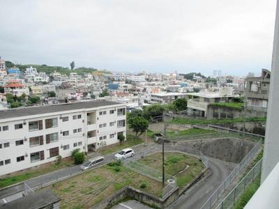 【展望】フレスコア首里御殿山ガーデン