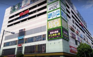 東京都大田区大森北6丁目 建築条件付土地 ドン・キホーテBIGFUN平和島店です。