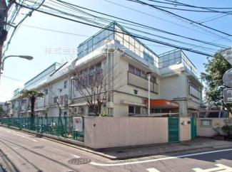 東京都大田区大森北6丁目 建築条件付土地 大森北保育園です。