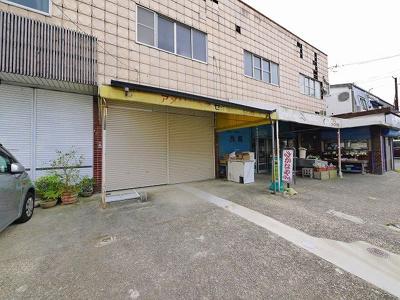 【駐車場】下三橋店舗(下三橋町)