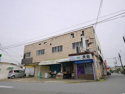 【外観】下三橋店舗(下三橋町)