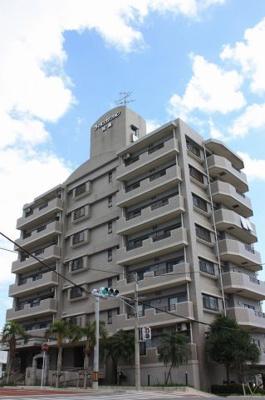 【外観】ライオンズマンション松島