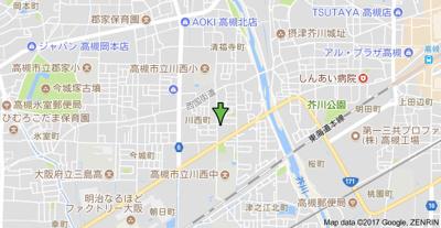 【地図】相互マンション (株)Roots