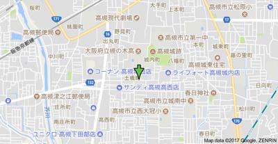 【地図】レトアハイツ㈱Roots