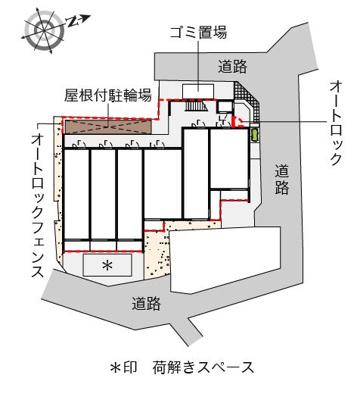 【区画図】River city