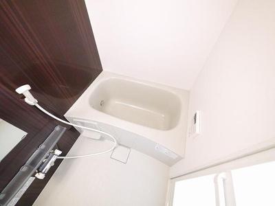 【浴室】Poire東生駒(ポワールヒガシイコマ)