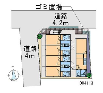 【地図】大井町
