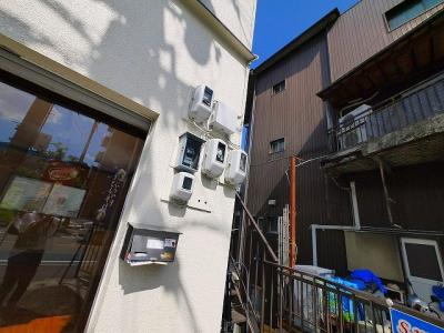 【設備】建築会館ビル