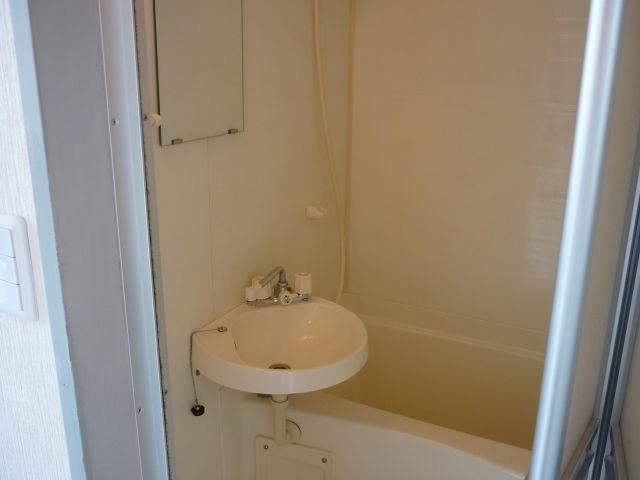 【浴室】あすなろハイツ