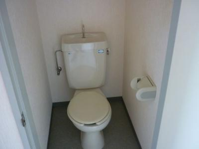 【トイレ】あすなろハイツ