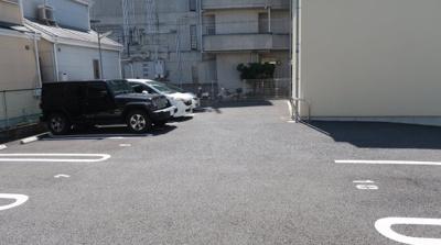 【駐車場】城西ハイツⅡ