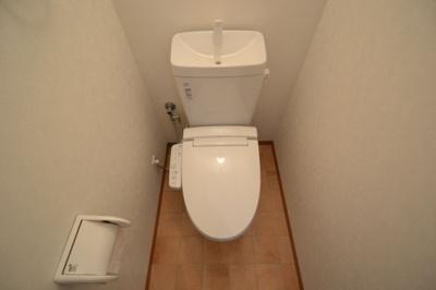 【トイレ】十五番館