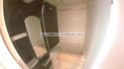 【浴室】ラグゼ布施北Ⅱ