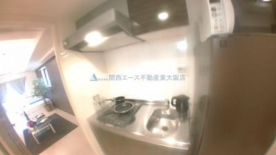 【キッチン】ラグゼ布施北Ⅱ