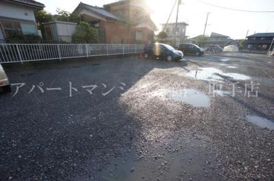 【駐車場】おおつきシティハイツ