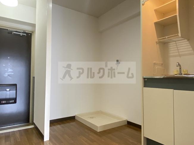シャトーエマー寿 洋室