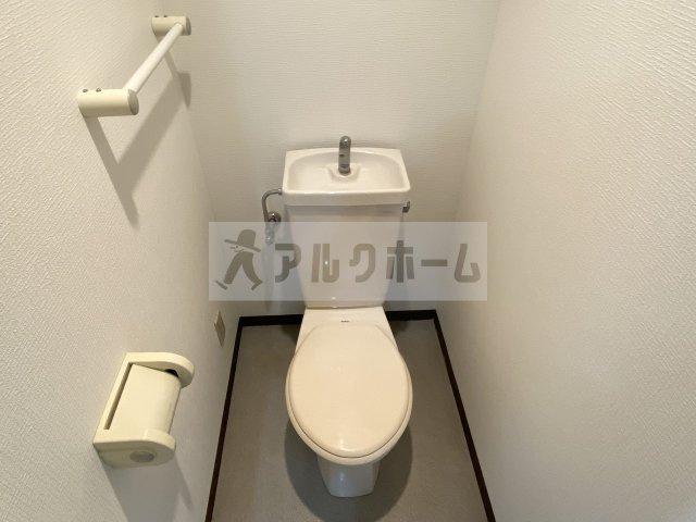 シャトーエマー寿 お手洗い