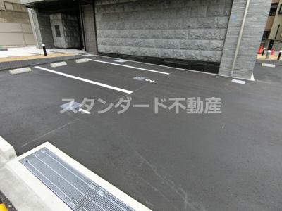 【駐車場】プレサンス大阪ゲートシティ