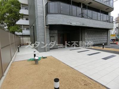 【エントランス】プレサンス大阪ゲートシティ