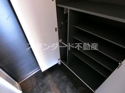 【玄関】プレサンス大阪ゲートシティ